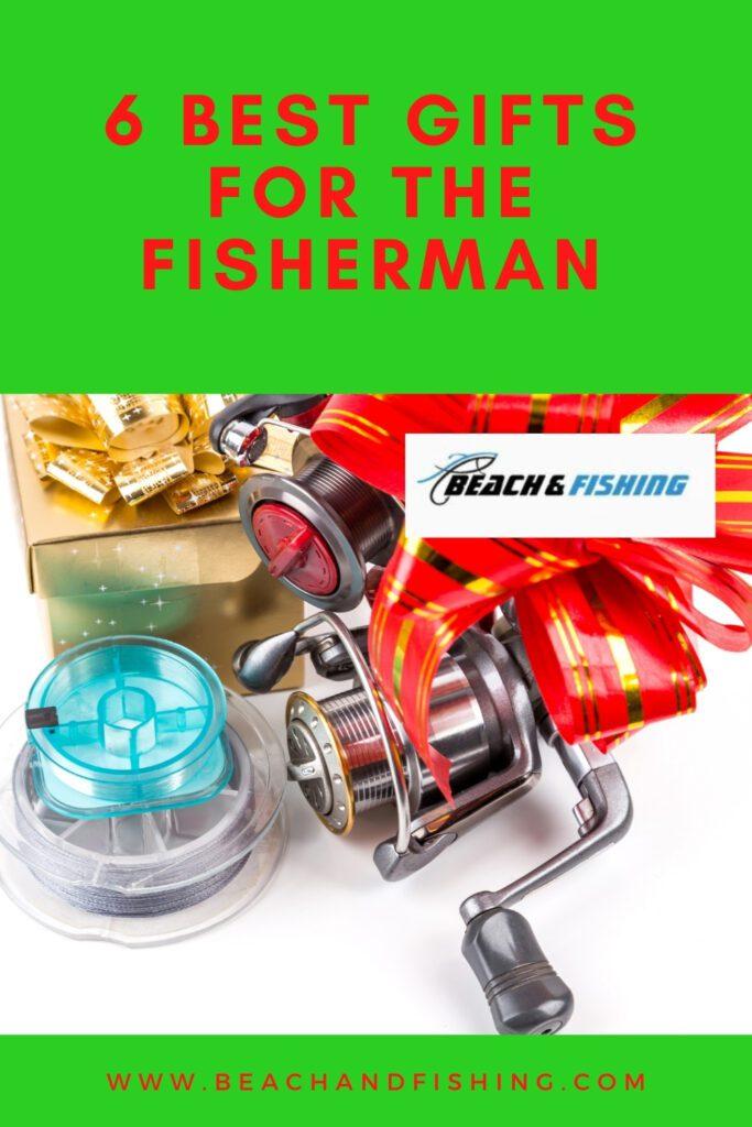 6 best gifts for fisherman - Pinterest