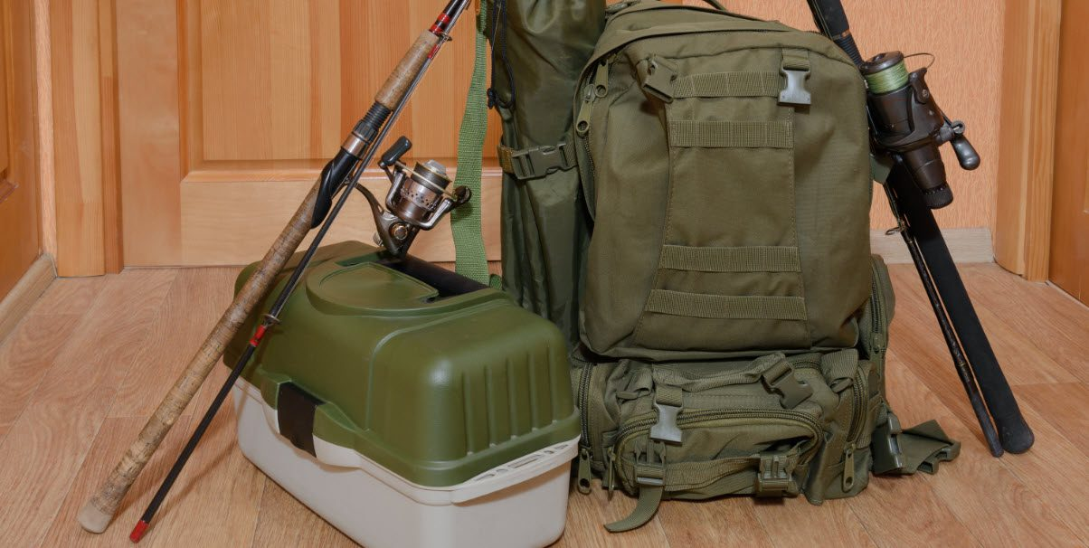 best tackle bags general fishing - bag and box