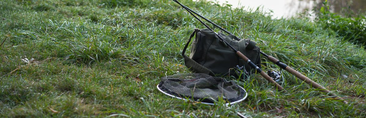 best tackle bags general fishing - bag at lake