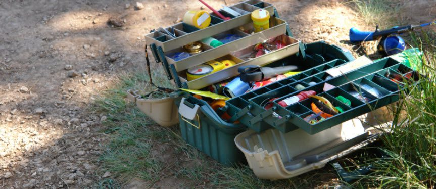 best tackle boxes general fishing - Toolbox tackle box