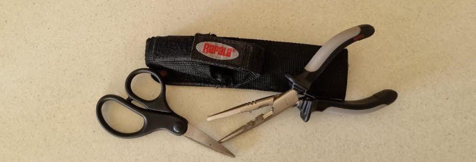 Fishing kayak tools - Pliers