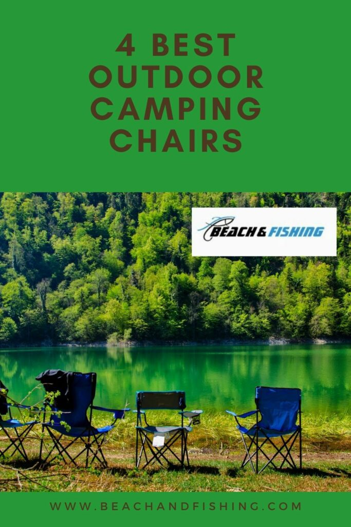 4 Best Outdoor Camping Chairs - Pinterest
