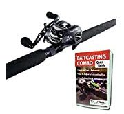 Baitcaster combos for bass fishing - Tailored Tackle Combo