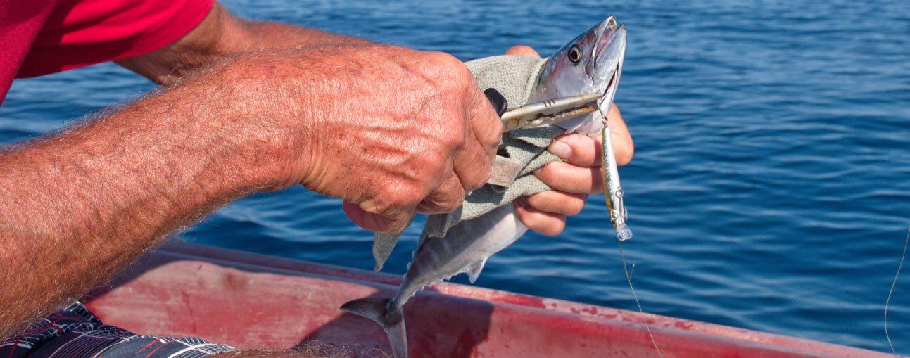 Fishing Tool Holders For Kayaks - pliers on kayak