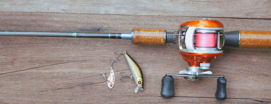 baitcasting rods for Bass fishing - casting rod
