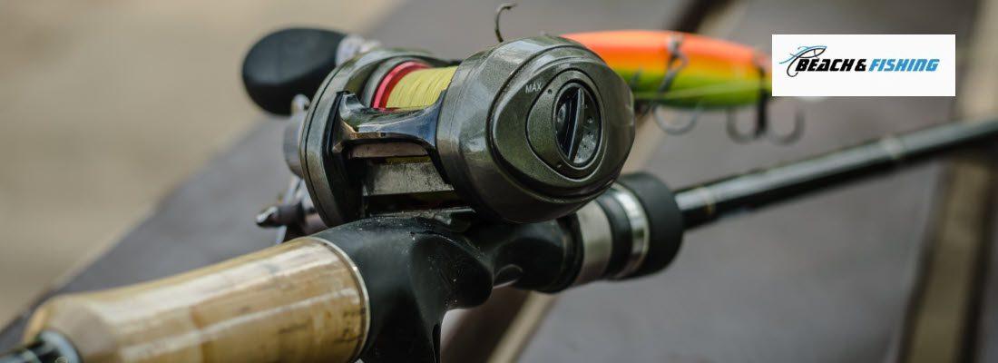 baitcasting rods for Bass fishing - header
