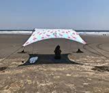 beach fishing shelters - option 3