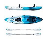 best 2 person fishing kayaks - option 3