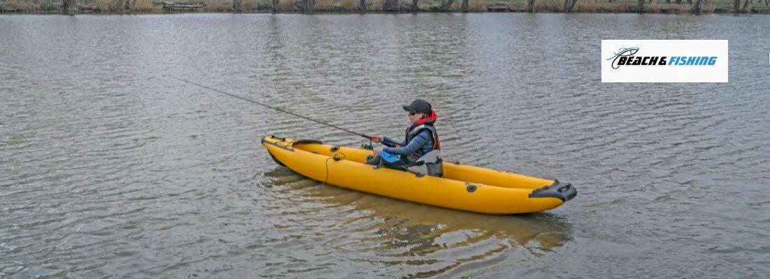 best inflatable fishing kayaks - header
