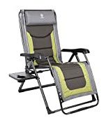 best outdoor camping chairs - EVER ADVANCED Oversize XL Zero Gravity Recliner