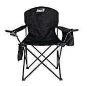 best outdoor camping chairs - coleman camping chair