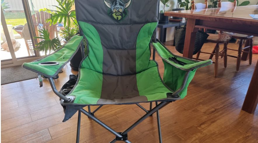 best outdoor camping chairs - my chair