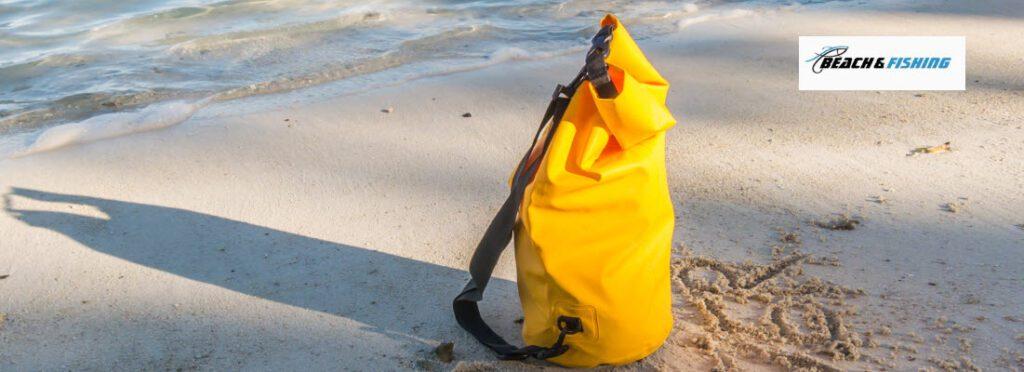 fishing dry bag - header