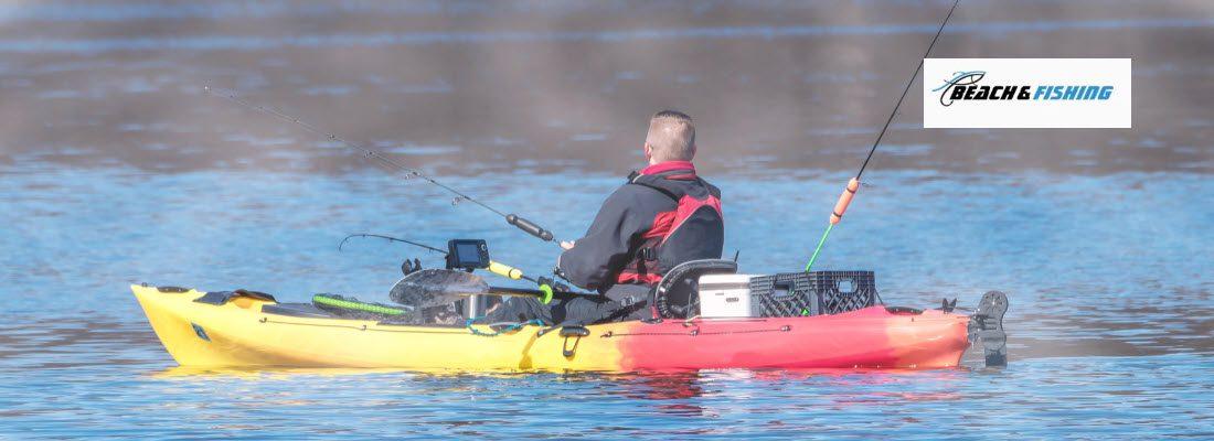 high end fishing kayaks - header