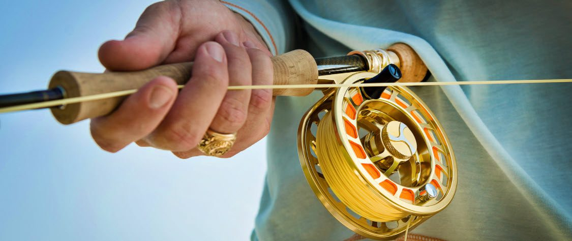 spinning reels for bass fishing - fly reel