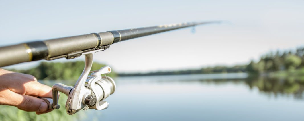 spinning rods for bass fishing - spinning rod and reel