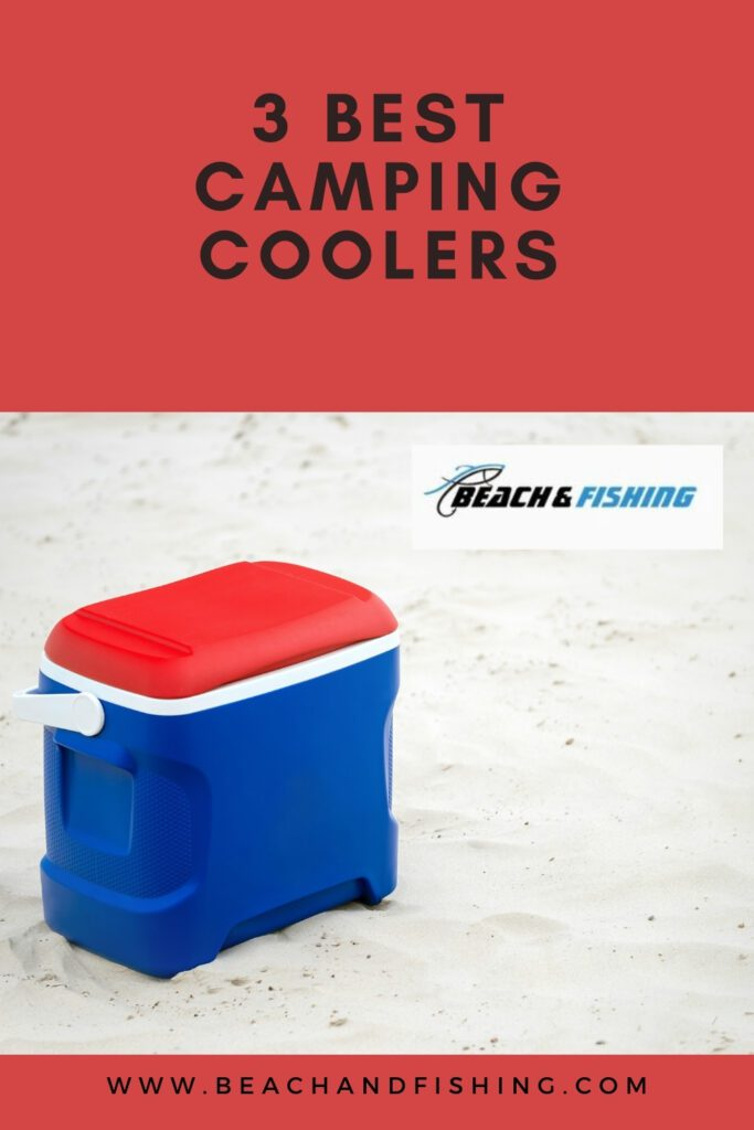 3 Best Camping Coolers - Pinterest