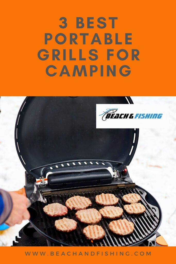 3 Best Portable Grills For Camping - Pinterest