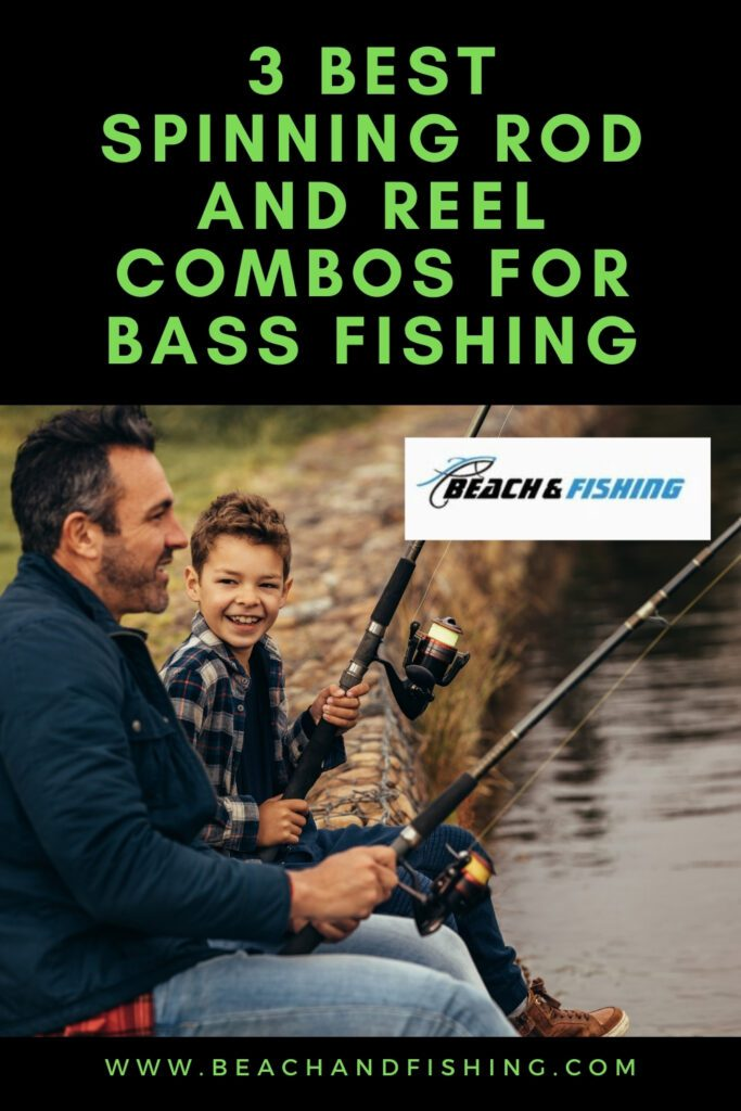 3 Best Spinning Rod And Reel Combos For Bass Fishing - Pinterest