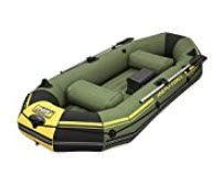 Best inflatable fishing boats - Bestway Hydro Force