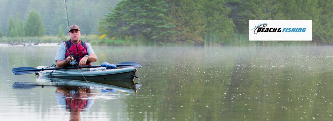 How To Stay Safe When Fishing On A Kayak - header