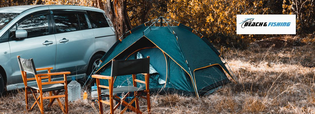 Must Have Camping Items - header