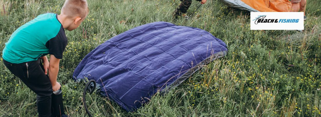 best air mattresses for camping - Header