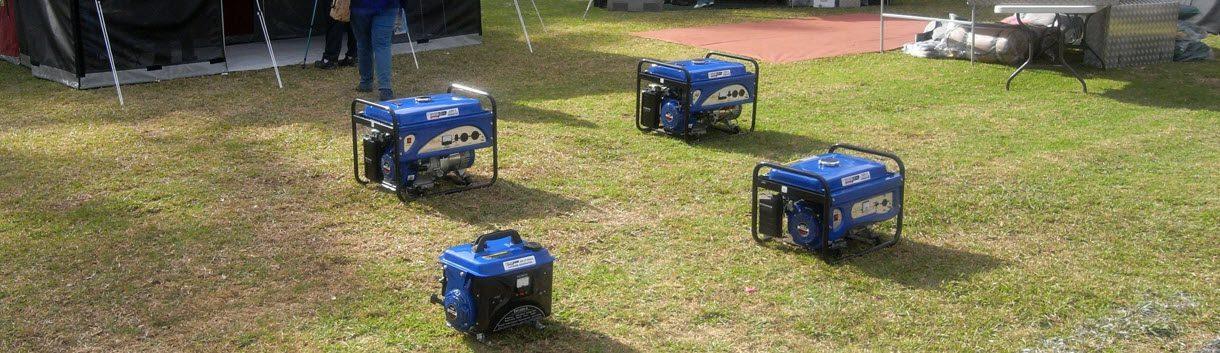 best portable generators for camping - 4 generators