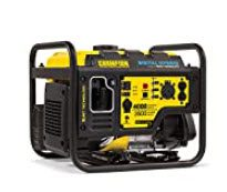 best portable generators for camping - Champion generator