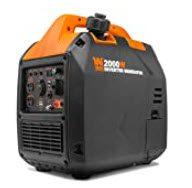 best portable generators for camping - WEN Generator