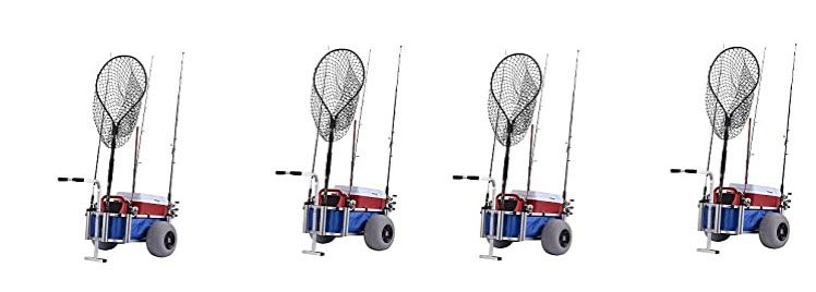 juggernaut beach cart review - 4 carts