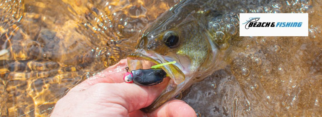 lures for smallmouth bass - header