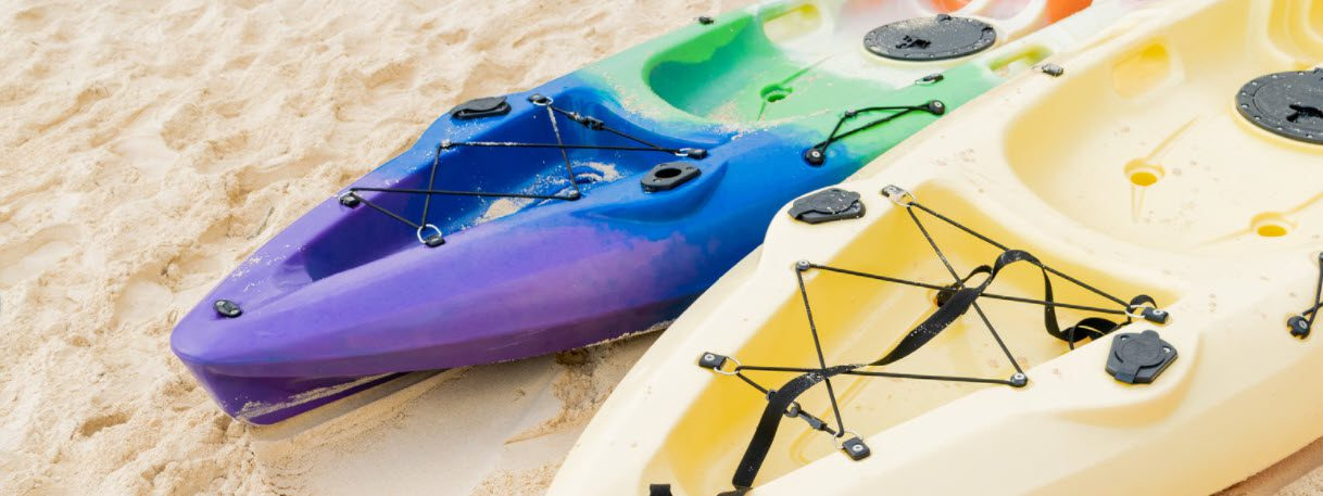 sit in vs sit on top kayak - kayaks