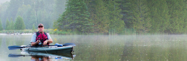 sit in vs sit on top kayak - sit in kayak