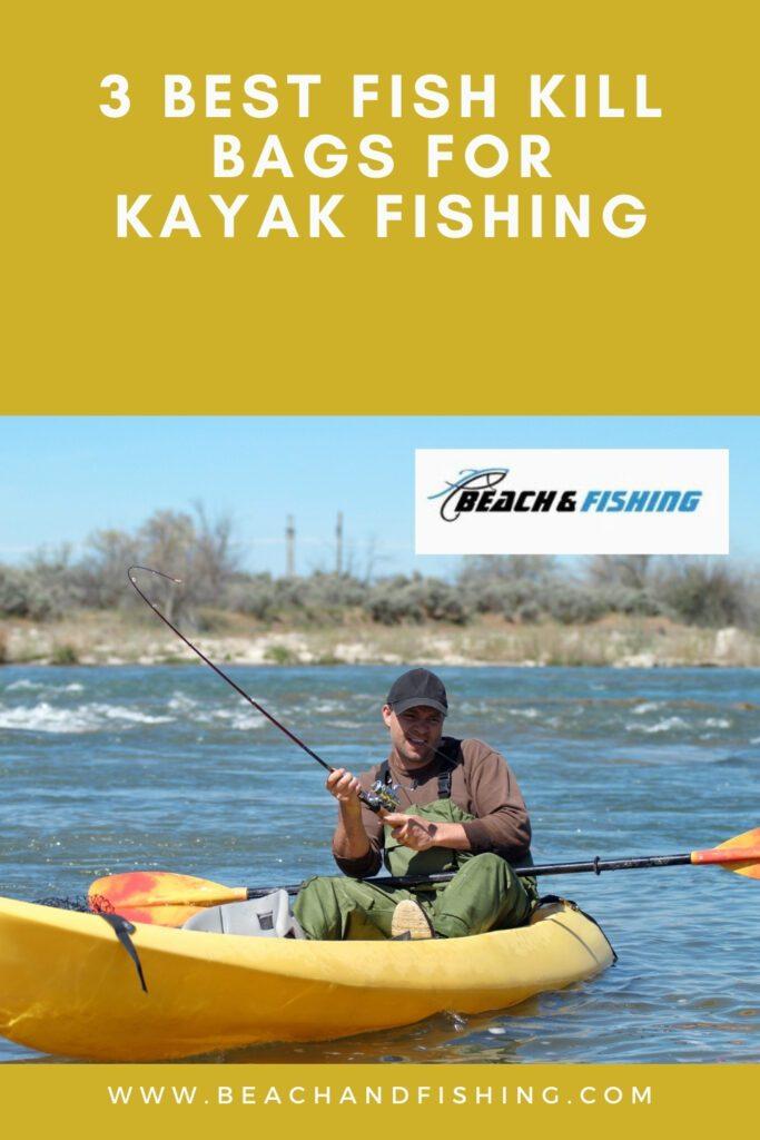 3 Best Fish Kill Bags For Kayak Fishing - Pinterest