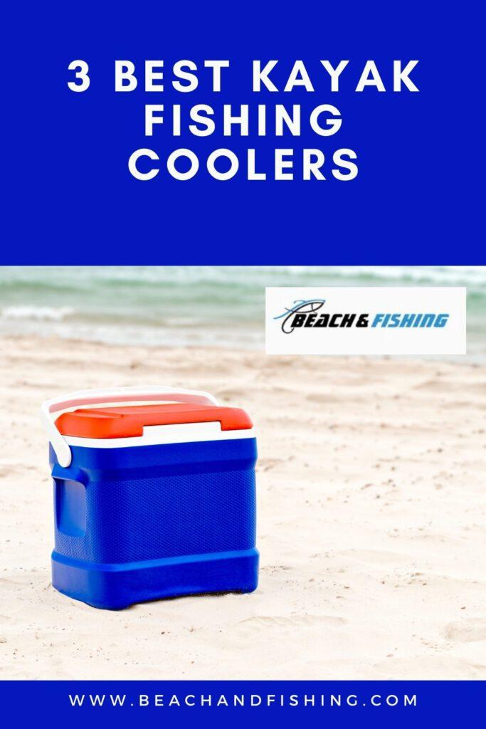 3 Best Kayak Fishing Coolers - Pinterest
