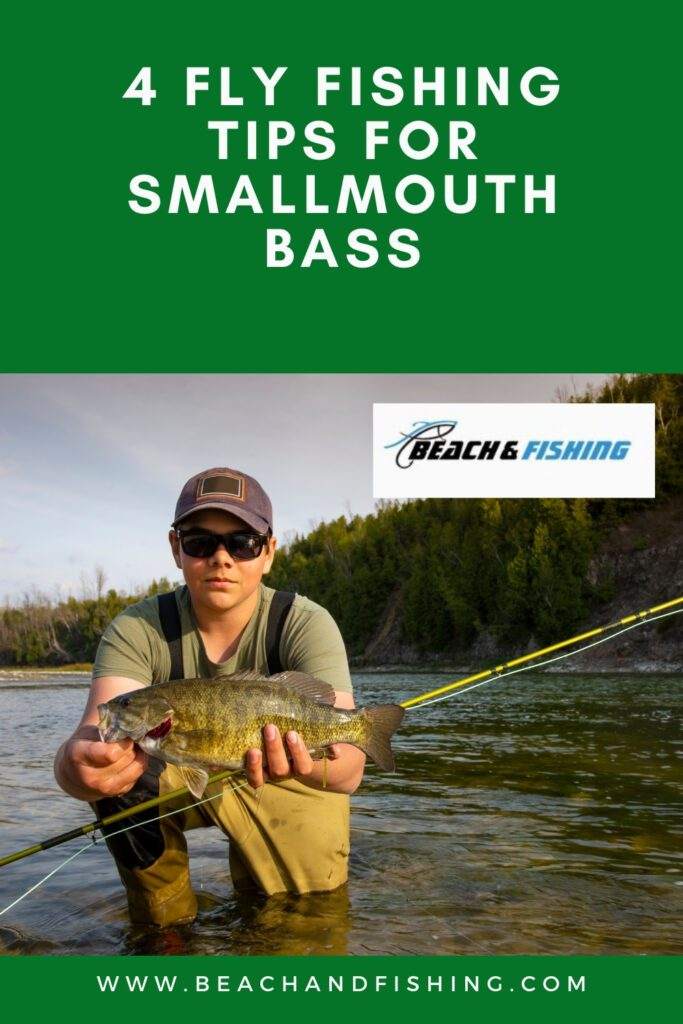 4 Fly Fishing Tips For Smallmouth Bass - Pinterest