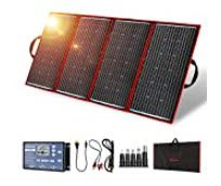 Best Portable Solar Panels for Camping - DOKIO 300W