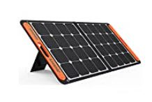 Best Portable Solar Panels for Camping - Jackary 100W