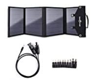 Best Portable Solar Panels for Camping - Rockpals 60W