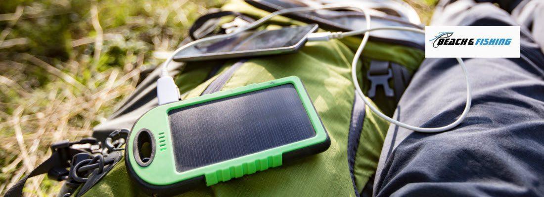 Best Portable Solar Panels for Camping - header