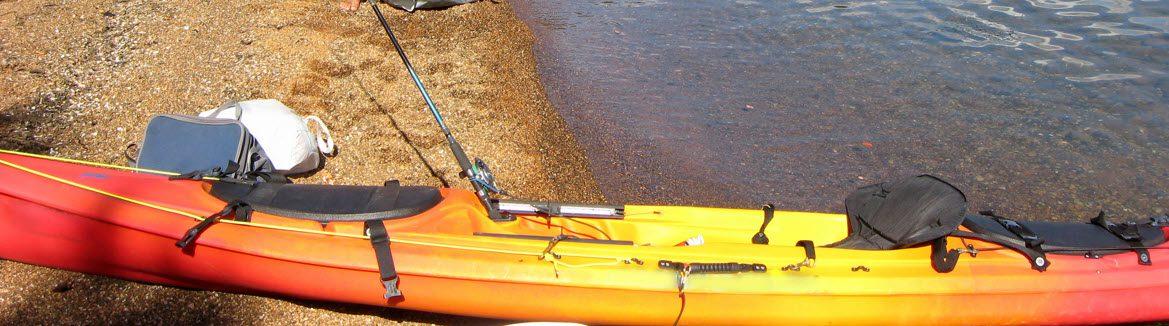 Best Soft Cooler Bags For Kayak Fishing - bag with kayak