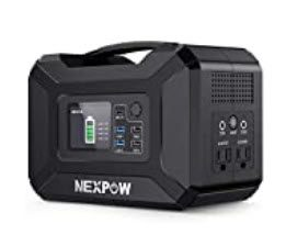 Portable Power Stations for Camping - NEXPOW Portable Power Station
