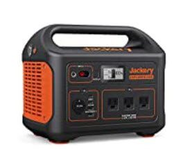 Portable Power Stations for Camping - jackery 1000