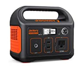 Portable Power Stations for Camping - jackery 240