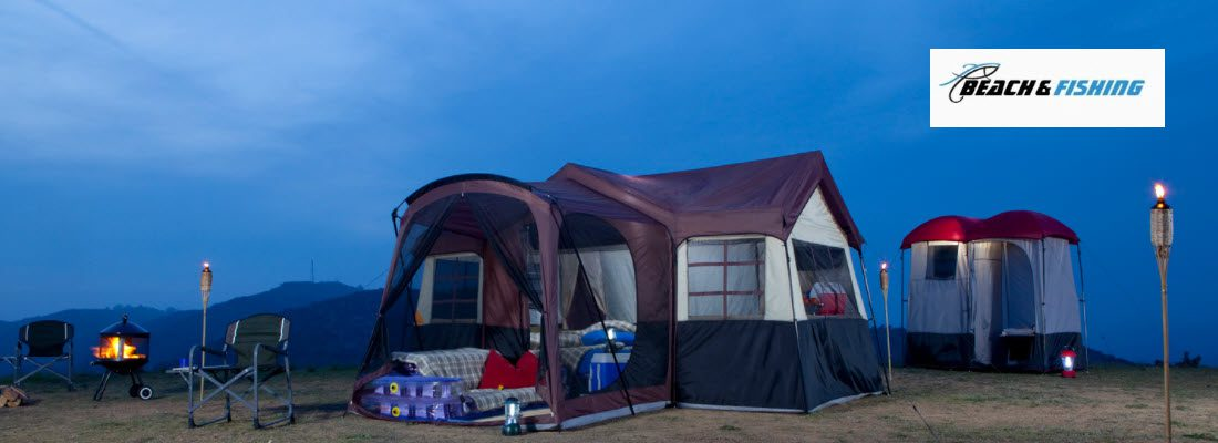 best family tents for camping - header