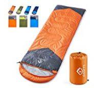 best sleeping bags for summer camping - oaskys Camping Sleeping Bag