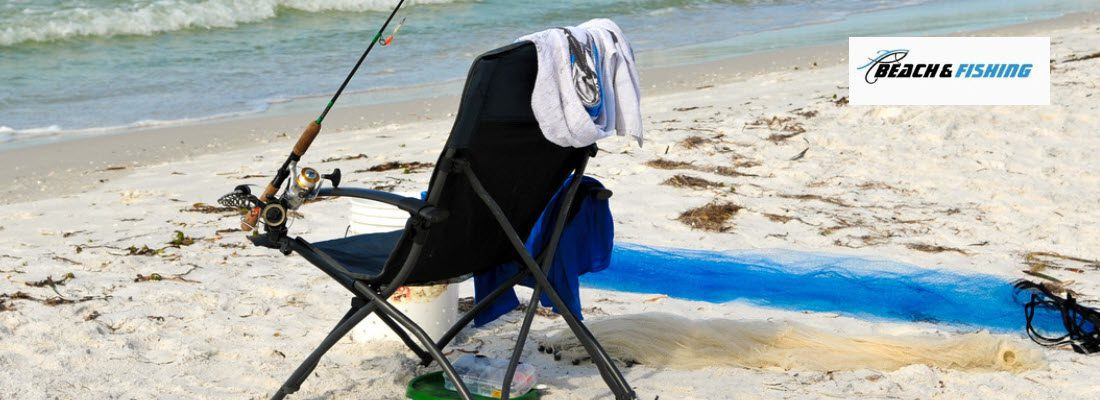 Best Fishing Chairs With A Rod Holder - Header