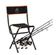 Best Fishing Chairs With A Rod Holder - WILD REPUBLIC Fishing Chair