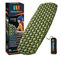 Camping Sleeping Pad - Sleepingo Camping Sleeping Pad